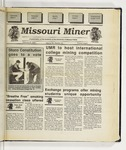 The Missouri Miner, February 08, 1995