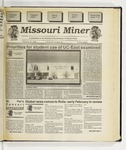 The Missouri Miner, February 15, 1995