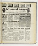 The Missouri Miner, March 01, 1995