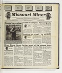 The Missouri Miner, March 08, 1995