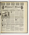 The Missouri Miner, April 12, 1995
