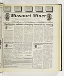 The Missouri Miner, September 07, 1995
