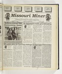 The Missouri Miner, October 11, 1995
