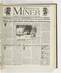 The Missouri Miner, November 01, 1995