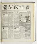 The Missouri Miner, November 08, 1995