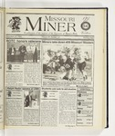 The Missouri Miner, November 15, 1995
