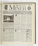 The Missouri Miner, January 24, 1996
