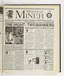 The Missouri Miner, February 28, 1996
