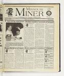 The Missouri Miner, April 17, 1996