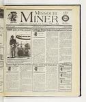The Missouri Miner, April 24, 1996