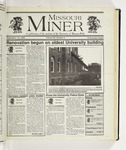 The Missouri Miner, September 18, 1996