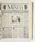 The Missouri Miner, October 09, 1996