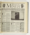 The Missouri Miner, October 23, 1996