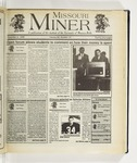 The Missouri Miner, November 06, 1996