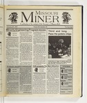 The Missouri Miner, January 29, 1997