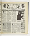 The Missouri Miner, February 19, 1997