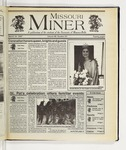 The Missouri Miner, March 19, 1997
