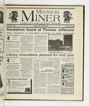 The Missouri Miner, April 30, 1997