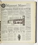 The Missouri Miner, September 17, 1997