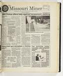 The Missouri Miner, October 01, 1997