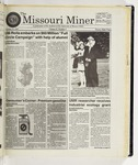 The Missouri Miner, October 15, 1997