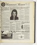 The Missouri Miner, October 29, 1997