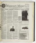 The Missouri Miner, November 12, 1997