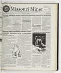 The Missouri Miner, February 04, 1998