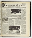 The Missouri Miner, February 18, 1998