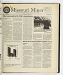 The Missouri Miner, March 11, 1998