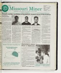 The Missouri Miner, March 18, 1998