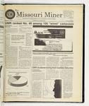 The Missouri Miner, April 15, 1998