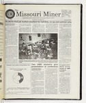 The Missouri Miner, April 22, 1998