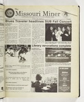 The Missouri Miner, September 10, 1998