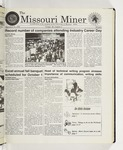 The Missouri Miner, September 23, 1998