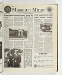 The Missouri Miner, October 07, 1998