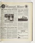 The Missouri Miner, October 21, 1998