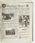 The Missouri Miner, November 04, 1998