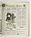 The Missouri Miner, November 11, 1998