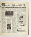 The Missouri Miner, January 27, 1999