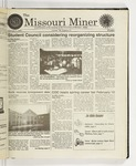 The Missouri Miner, February 03, 1999