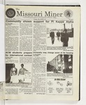 The Missouri Miner, February 24, 1999