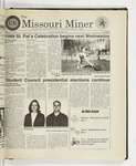 The Missouri Miner, March 03, 1999