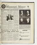 The Missouri Miner, March 17, 1999
