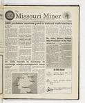 The Missouri Miner, April 07, 1999