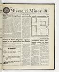 The Missouri Miner, April 14, 1999