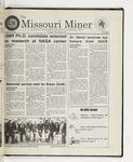 The Missouri Miner, April 28, 1999