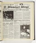 The Missouri Miner, September 10, 1999
