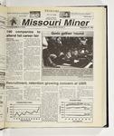 The Missouri Miner, September 22, 1999