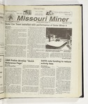 The Missouri Miner, November 03, 1999